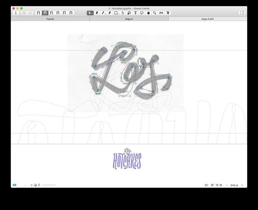 Glyphs_dibujo con imagen